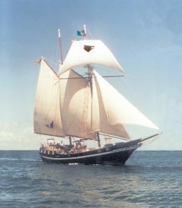 topsail schooner wolf